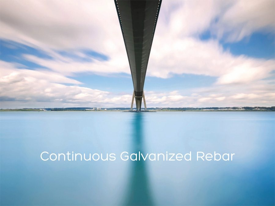 Continuous Galvanized Rebar: An Introduction