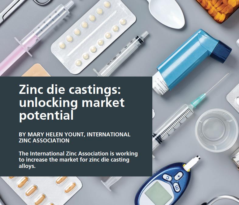 Zinc die castings: unlocking market potential