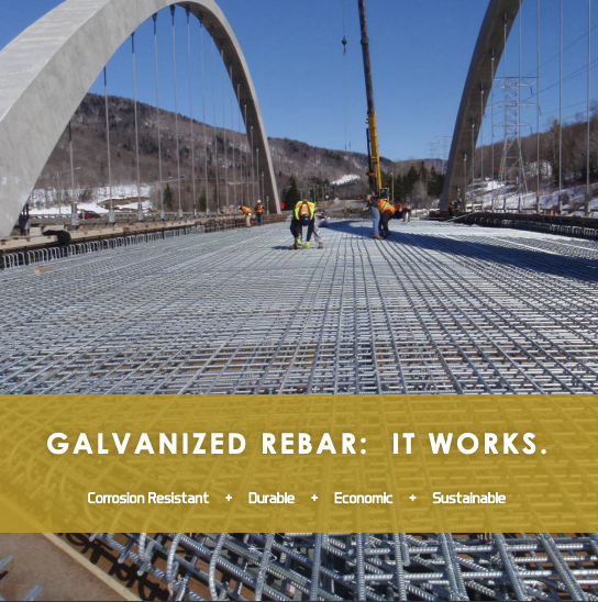 Galvanized Rebar: It Works.