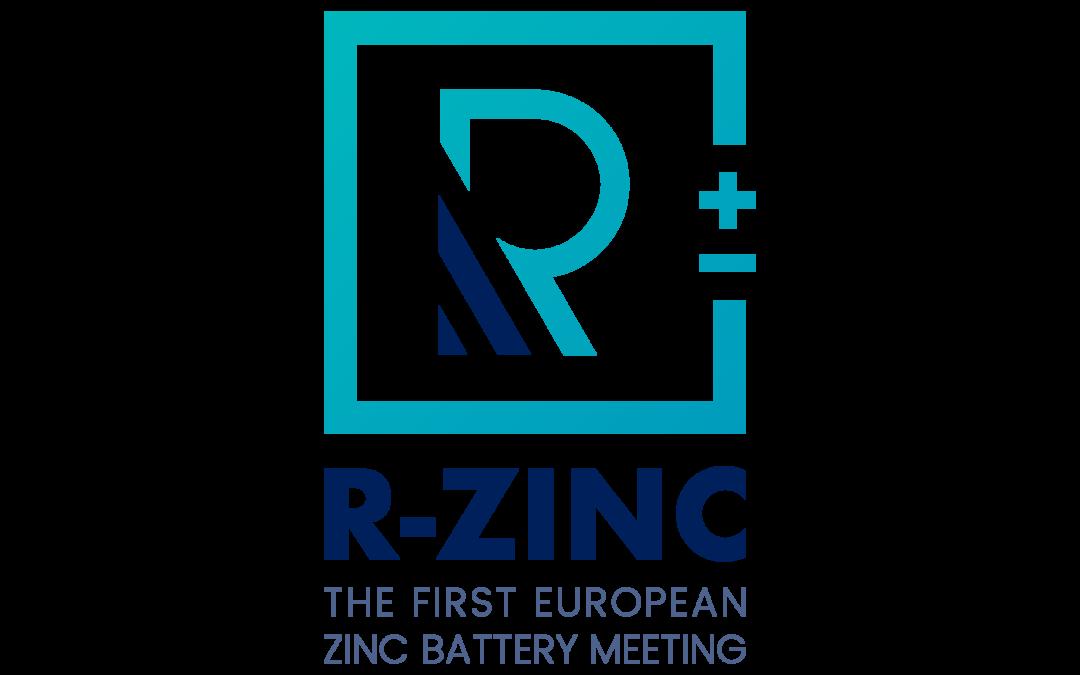R-Zinc: The First European Rechargeable Zinc Battery Meeting