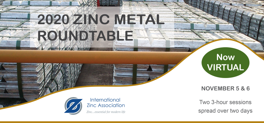 2020 Zinc Metal Roundtable
