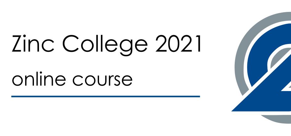 Zinc College online