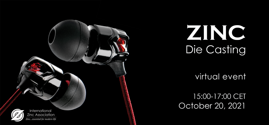 2021 Zinc Die Casting – Virtual Event