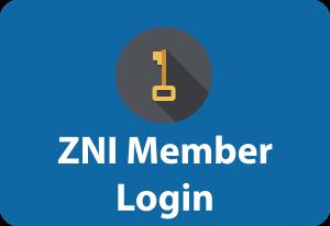 ZNI Member Login Button