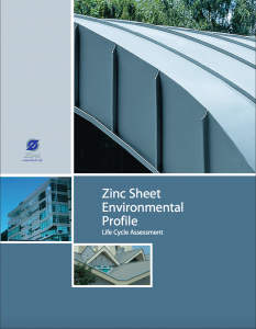 Image Result For Life Cycle Assessment Zinc Production