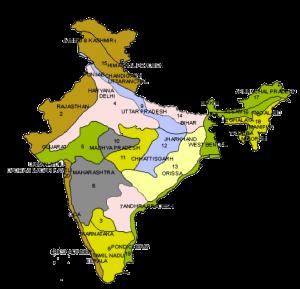 India zn deficiency